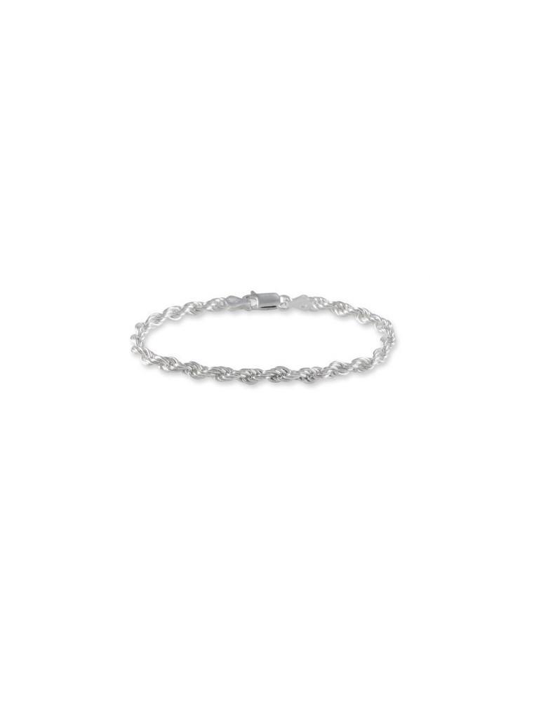chaine bracelet argent femme