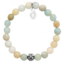 Bracelets perles extensibles femme - plusieurs coloris